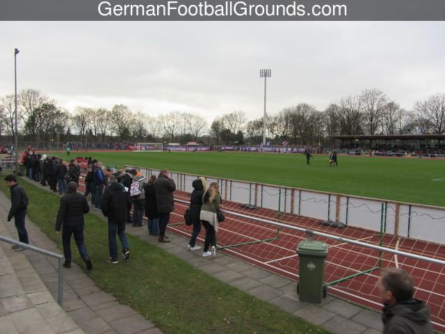 weserstadion platz 11 werder bremen ii german football grounds. Black Bedroom Furniture Sets. Home Design Ideas