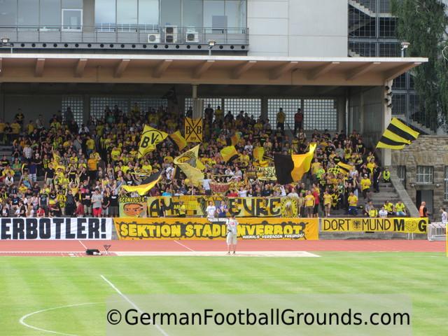 stadion rote erde borussia dortmund ii german football. Black Bedroom Furniture Sets. Home Design Ideas