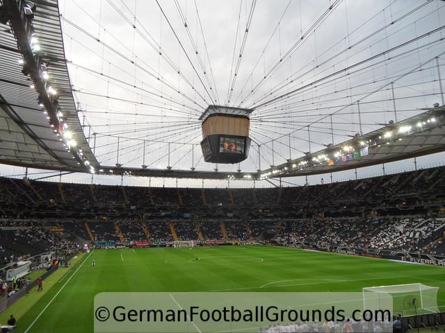commerzbank arena eintracht frankfurt german football. Black Bedroom Furniture Sets. Home Design Ideas