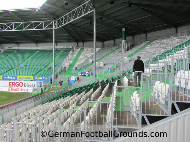 Image of Trolli Arena, SpVgg Greuther Fürth