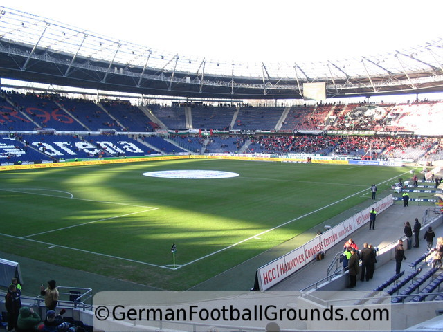 Image of HDI-Arena, Hannover 96
