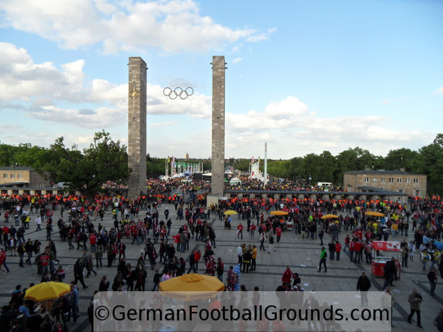 Image of Olympiastadion, Hertha BSC
