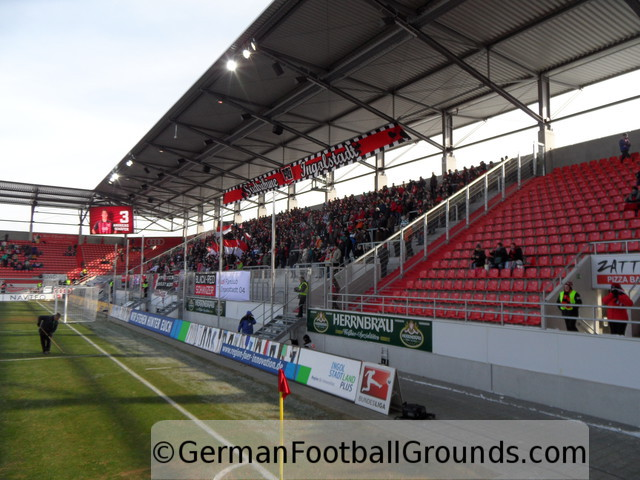 Audi Sportpark Fc Ingolstadt 04 German Football Grounds