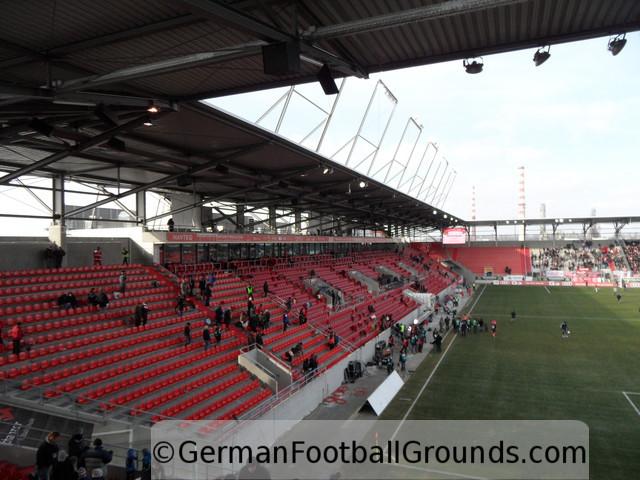 Audi Sportpark Fc Ingolstadt 04 German Football Grounds