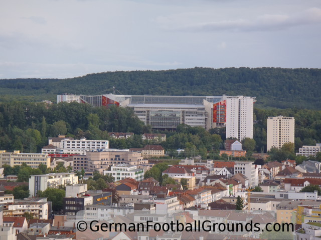 Picture of Fritz-Walter-Stadion