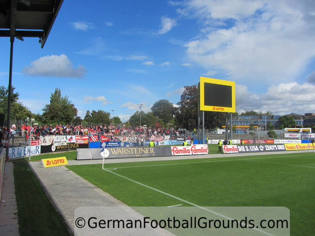 holstein stadion holstein kiel german football grounds. Black Bedroom Furniture Sets. Home Design Ideas