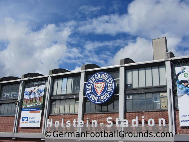 Holstein Stadion Holstein Kiel German Football Grounds