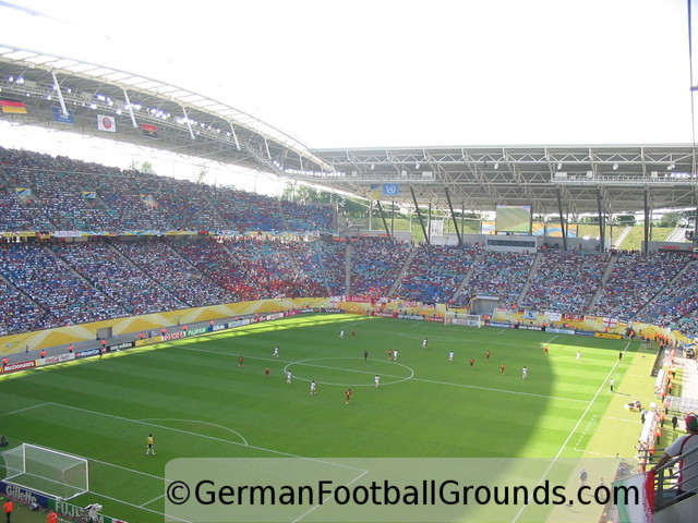 Image of Red Bull Arena, RB Leipzig