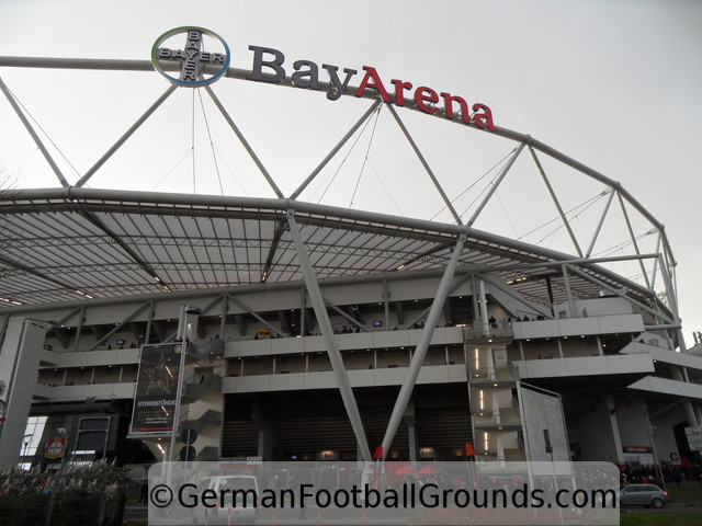 BayArena, Bayer 04 Leverkusen - German Football Grounds