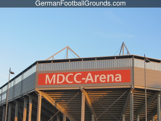 Picture of MDCC-Arena