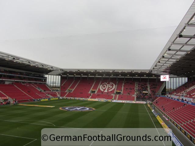 Opel Arena 1 Fsv Mainz 05 German Football Grounds