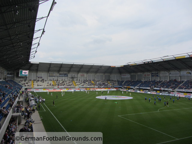 Number One Paderborn benteler arena sc paderborn german football grounds