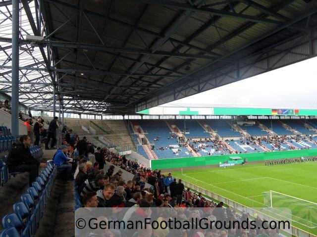 Dkb Arena Hansa Rostock German Football Grounds