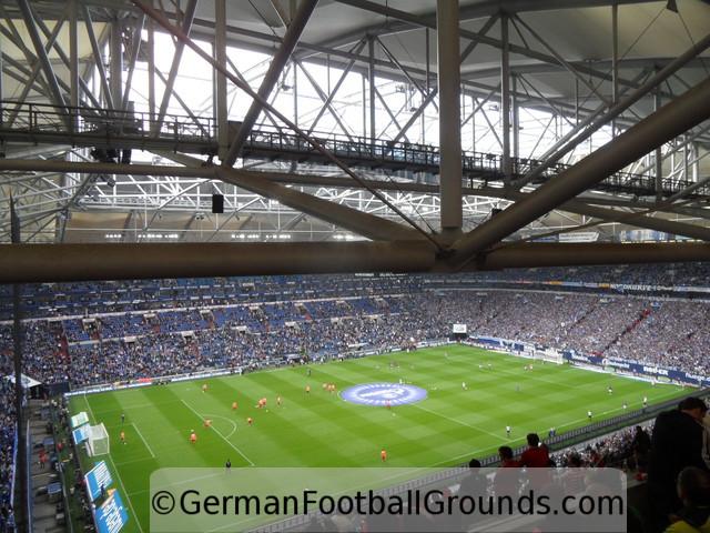 veltins arena fc schalke 04 german football grounds. Black Bedroom Furniture Sets. Home Design Ideas