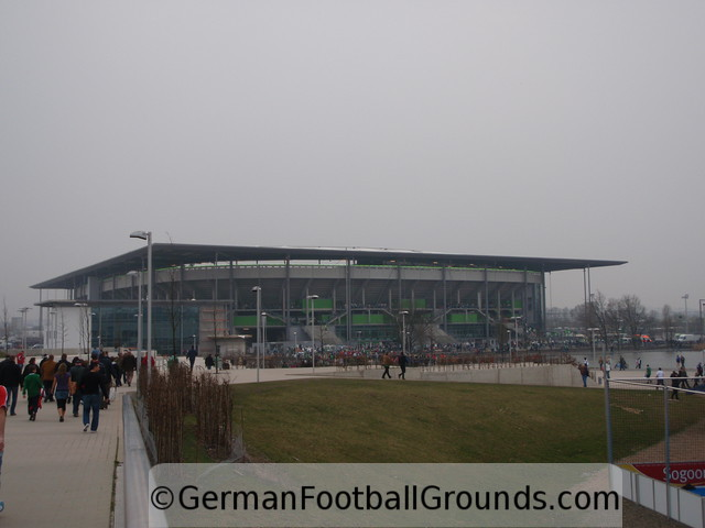 Picture of Volkswagen Arena