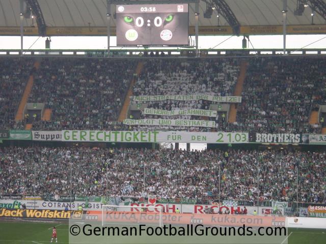 Volkswagen Arena, VfL Wolfsburg